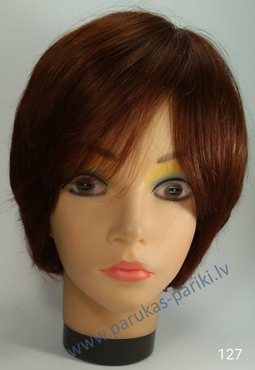 Parūka no naturāliem matiem
