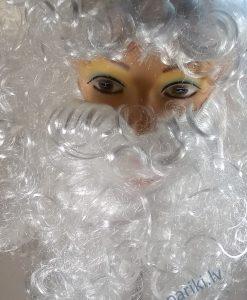 Masquerade wigs