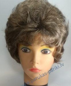 Parūka - sirmie īsie viļņotie mati